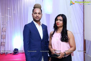 Huma and Asad Latif 10th Anniversary