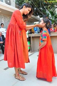 Lakshmi Manchu Sankranthi