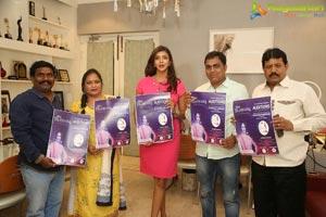 Miss Telangana 2018 Poster Launch