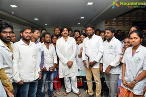 Pawan Kalyan Pharm D Students