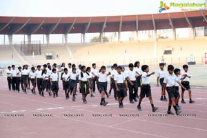 The Gaudium School 3rd Annual Sports Day