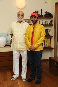 K. Raghavendra Rao Releases 4 Letters Movie Teaser