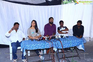 Anasuya Bharadwaj's Kadhanam Press Meet