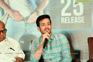 Mr. Majnu Pre-Release Press Meet