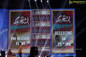 Mr. Majnu Pre-Release Event