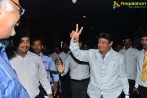 NTR Kathanayakudu Movie Special Screening