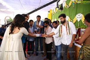 Vaishnav Tej's Debut Movie Launch