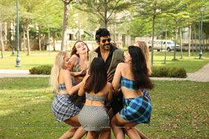 Kanchana-3 HD Movie Gallery
