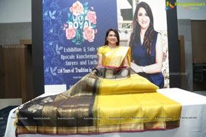 Silk Sari Designer Beena Kannan Press Meet