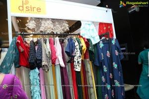 D'sire Exhibition Jan 2k19 at Park Hyatt