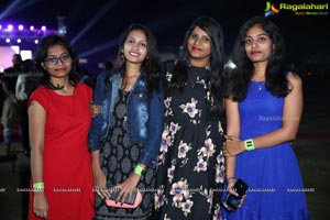 Elite 2019 New Year Eve at Yolo Arena