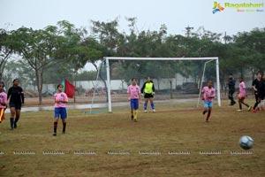 School Football League - Girls Final