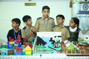 Hyderabad Public School Annual School Exhibition 2018-2019