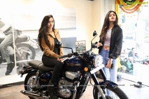 Jawa Motorcycles' First Showrooms In Hyderabad Open Doors