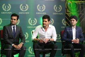 Mahesh Babu As Brand Ambassador For Denver