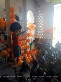 Nickelodeon Event at DPS