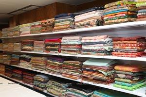 Upscale Kancheepuram Sarees and Lachas Exhibition & Sale