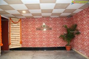 Nithya Shetty Launches Vivaha Bhojanambu Open Air Lounge