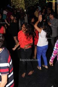 Poonam Pandey at Kismet Pub