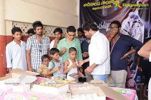 Nara Rohit Birthday