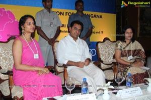 KT Rama Rao Telangana