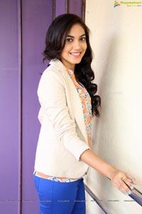 Hyderabad Model Ritu Varma