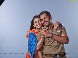 Khaki Movie Stills