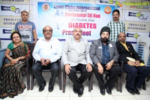 5K Diabetes Awareness Run 2017 Press Meet