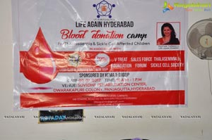 Life Again Foundation Blood Donation Camp
