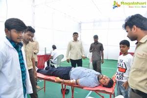 Kalamandir Blood Donation Camp