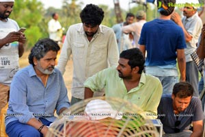 Telugu Cinema RX 100 Working Stills