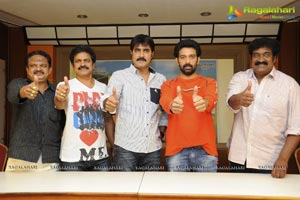 Photos of All The Best Pre-Release Press Meet