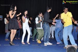 Hamstech Dil Dosti Dance at Hari Hara Lala Bhavan