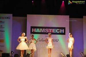 Hamstech Calantha Fashion Show 2012