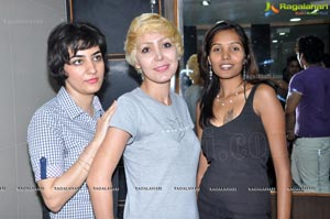 Highlights-A Modernized Unisex Salon Launch Hyderabad
