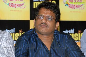 Mirchi Music Awards 2011 Jury Press Meet Stills