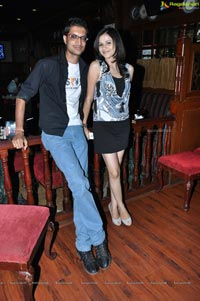 Hyderabad Model Himani 2012 Birthday Function