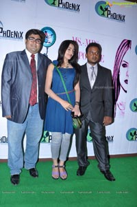 Photos of Ms/Mrs Corporate 2012 Hyderabad Curtain Raiser