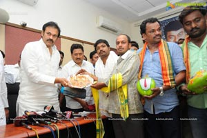 Nagababu Invites Fans for Ramcharan Wedding Lunch