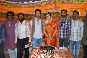 Mythri Press Meet - Navdeep, Sada