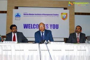 SVKM's Narsee Monjee Institute of Management Press Meet