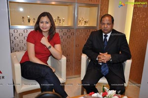 Swiss Luxury Watch Manufacturer Omega wishes Badminton Player Jwala Gutta