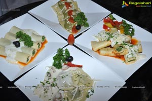 Pastas and Risotto Fiesta at The Golkonda Hotel