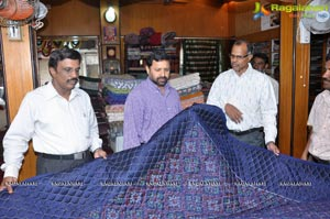 Hyderabad Pochampally Handloom Park IKAT  Mela 2012