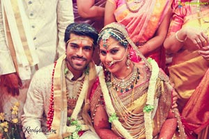 Ram Charan Wedding Photos - Roohshad Garda Photography