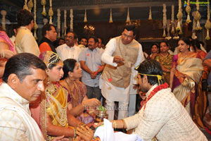 Ram Charan - Upasana Wedding Photos