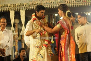 Ram Charan Upasana Wedding Reception for Fans at Temple Trees