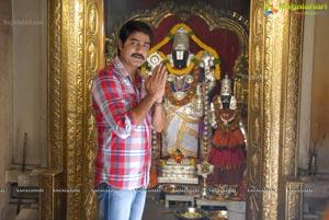 Srikanth, Meghna Raj's Lucky Muhurat