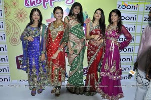 Zooni Centre Designer Collection Launch, Hyderabad