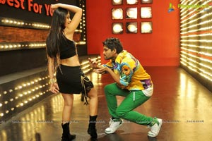 Julayi Chakkani Bike Undi Song Stills